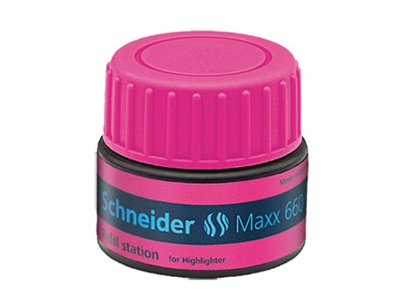 Schneider Hi-Lighter Refill 660 Job 150 Pink