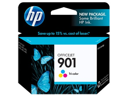 HP Ink Cartridge HP656A Colored