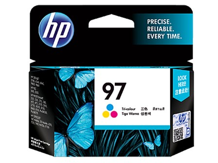 HP Ink Cartridge HP9363 Colored