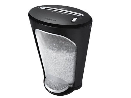 Fellowes Powershred® DS-1 Cross-Cut Shredder