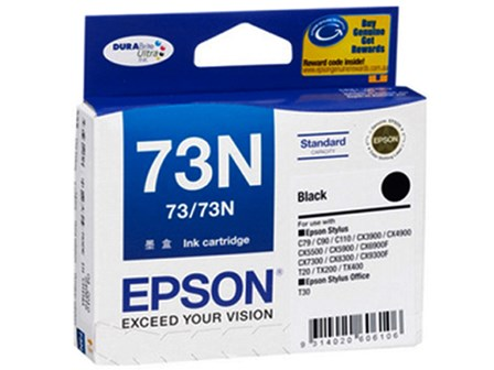 Epson Ink Cartridge T105190 Black