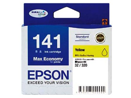 Epson Ink Cartridge T141490 Yellow