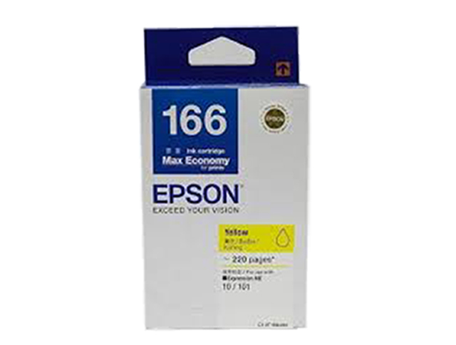 Epson Ink Cartridge T166490 Yellow