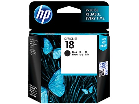 HP Ink Cartridge HPC4936A Black