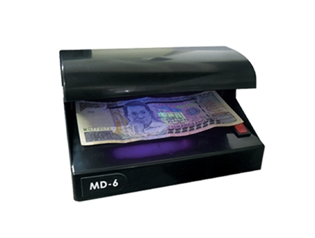 MD-6 Money Detector