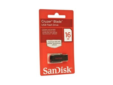 Sandisk USB Cruzer Blade 2.0 16GB