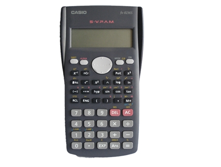 Casio Scientific Calculator FX82MS 12 Digits