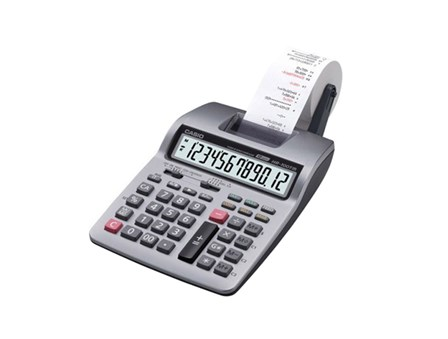 Casio Printing Calcultor HR100TE/TM 12 Digits