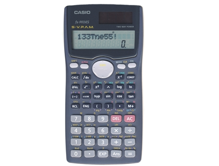 Casio Scientific Calculator FX991MS 10 Digits