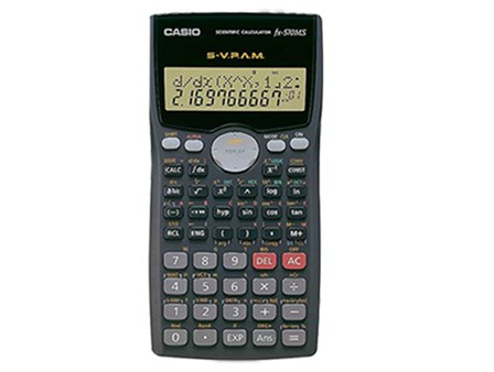 Casio Scientific Calculator FX570MS 10 Digits