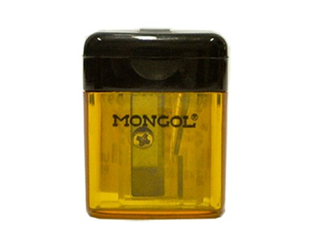 Mongol Sharpener Junior Yellow 1 Hole