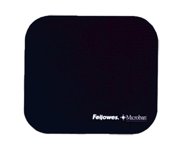 Fellowes Mouse Pad 5933805 w/Microban Navy Blue