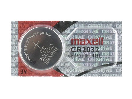 Maxell Battery Lithium Coin CR2032