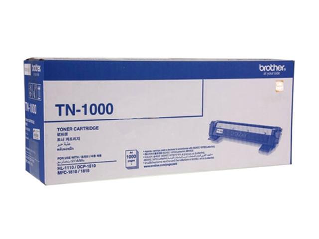 Velsete Brother Toner TN-1000   Office Warehouse, Inc. WJ-89