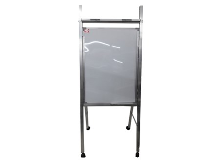 Flipchart w/Whiteboard #303 w/Wheels