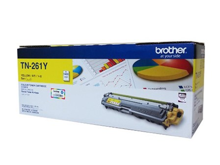 Brother Toner TN-261 Yellow