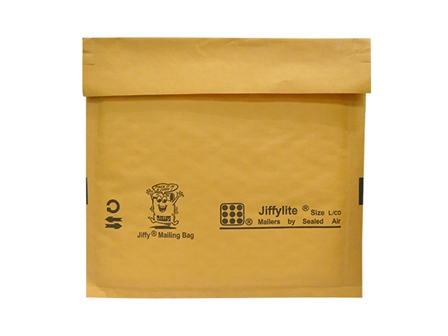 Jiffylite Bubble Mailer for CD 7 x 8