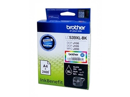 Brother Inkcartridge LC-539XL Black