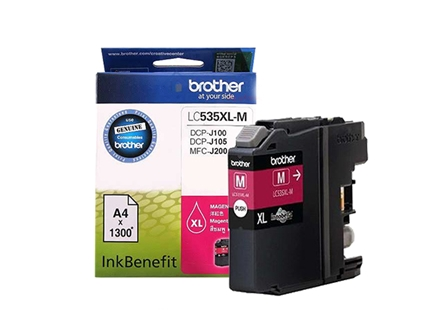 Brother Ink Cartridge LC-535XL Magenta