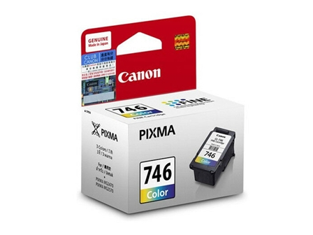 Canon Ink Cartridge CL-746 Colored