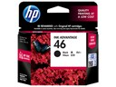 HP Inkcartridge CZ637 Black