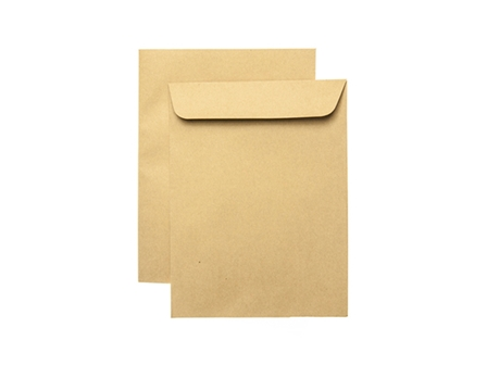 Click Catalog Envelope w/o String 250 Kraft 9 x 12