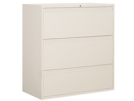 Filing Cabinet 3D Lateral JF-LC003 Lightgray