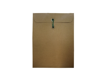 Click Catalog Envelope 250LBS White/Kraft 9x 12