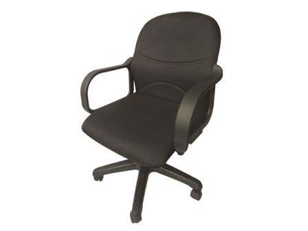 Buy 2 Executive Chair Low Back EN-28  Black