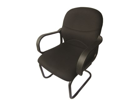 Buy 2 Visitor's Chair EN-38 Black