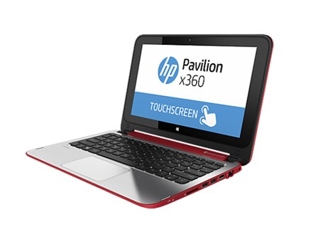 HP Pavilion Laptop 11-N002TU X360 Red 11.6