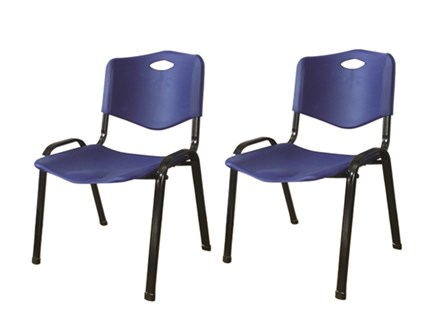 Buy One Take One Multi-Purpose Chair AF0262 Blue