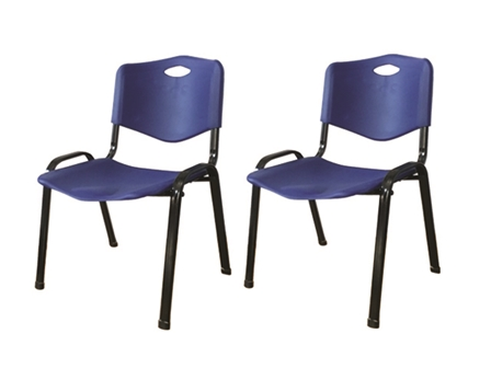 Buy One Take One Multi-Purpose Chair AD0262 Blue