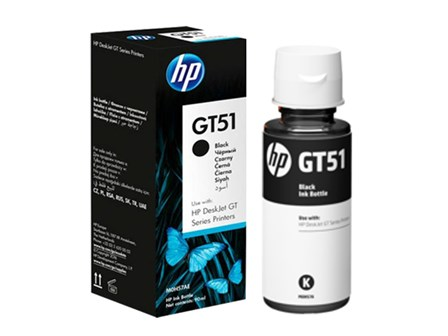 HP Ink Bottle GT51 Black