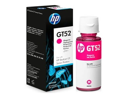 HP Ink Bottle GT52 Magenta