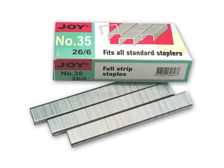 Joy Staple Wire #35 Metal 5000/Box