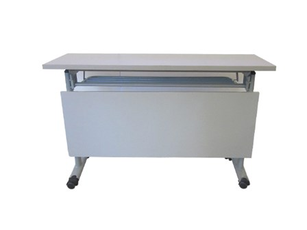 Training Table LCOFT3-1240 Gray