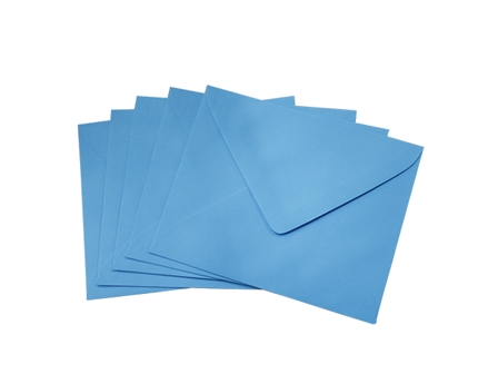 Sonoma Baronial Envelope # 4 Blue 10/pack