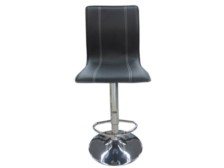 Bar / High Chair 5005 Hard Black