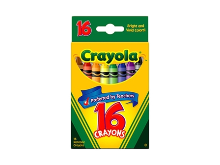 Crayola Crayon 16 Colors