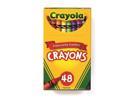 Crayola Crayon 48 Colors