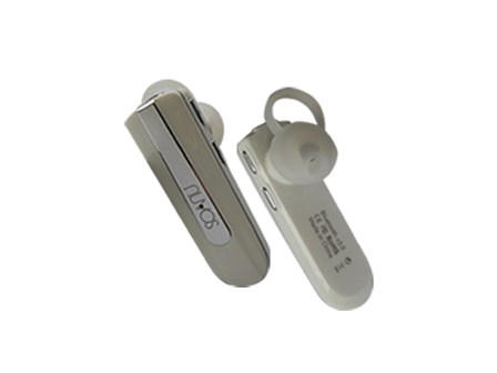 Nuvos Headset Bluetooth SBT-218 WHTE