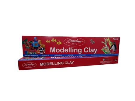 Sterling Modeling Clay Bar Color Assrtd