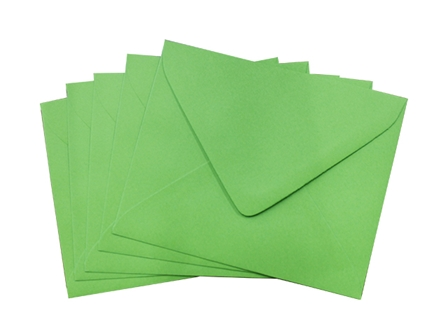 Sonoma Baronial Envelope #7 Lime 10/pack