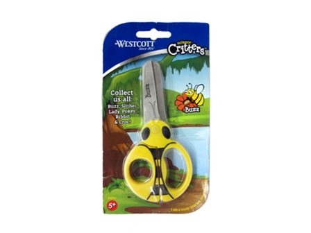 Westcott Scissors #13915 Critters Bee