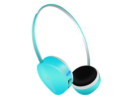 Prolink Fervor Basic Super-Slim Bluetooth Headset PHB6001E Blue