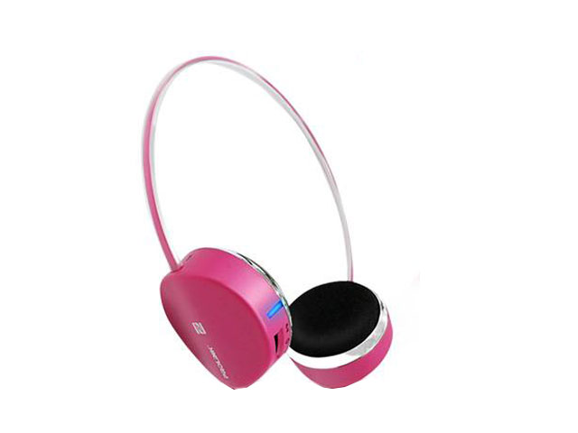 Prolink Fervor Basic Super-Slim Bluetooth Headset PHB6001E Pink