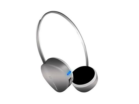 Prolink Fervor Basic Super-Slim Bluetooth Headset PHB6001E Gray