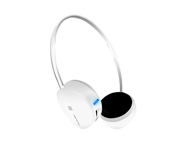 Prolink Fervor Basic Super-Slim Bluetooth Headset PHB6001E White