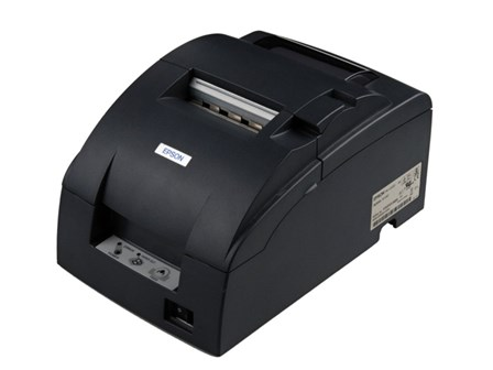 EPSON POS PRINTER TM-U220B-676 w/Cutter